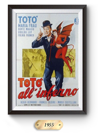 Totò all'inferno (1955)