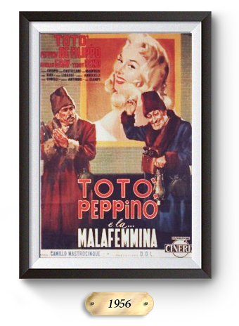 Totò, Peppino e la... malafemmina (1956)